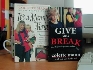 Böcker av Colette Mann